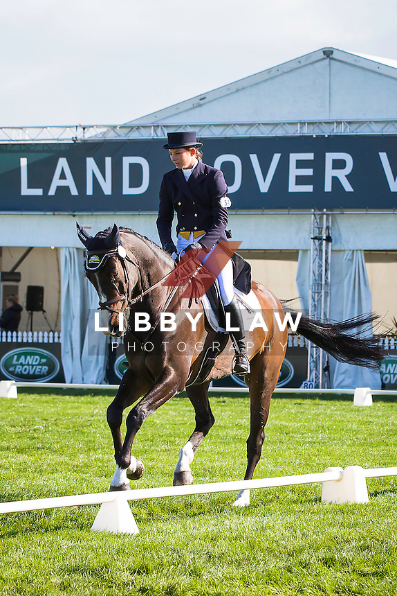 NZL-Samantha Felton (RICKER RIDGE RUI) EVENTING: CIC2* DRESSAGE: 2015 NZL-Farmlands Horse Of The Year Show, Hastings (Thursday 19 March) CREDIT: Libby Law CREDIT: LIBBY LAW PHOTOGRAPHY