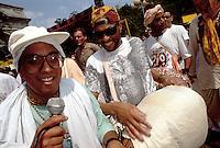 New York, NY - Hare Krishna Festival of the Charriots in Washington Square Park