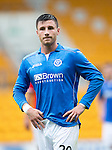 St Johnstone v York City...19.07.14  <br /> Michael O'Halloran<br /> Picture by Graeme Hart.<br /> Copyright Perthshire Picture Agency<br /> Tel: 01738 623350  Mobile: 07990 594431