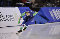 SPEED SKATING: SALT LAKE CITY: 20-11-2015, Utah Olympic Oval, ISU World Cup, 5000m Ladies B-division, Antoinette de Jong (NED), ©foto Martin de Jong