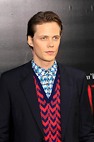 """LOS ANGELES - SEP 5:  Bill Skarsgard at the """"It"""" Premiere at the TCL Chinese Theater IMAX on September 5, 2017 in Los Angeles, CA"""