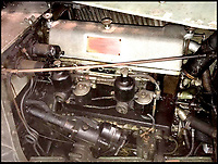 BNPS.co.uk (01202 558833)<br /> Pic:  H&HClassics/BNPS<br /> <br /> When new the car was capable of an 80mph top speed from its 1.5 litre four-cylinder engine.<br /> <br /> A clapped-out classic car that has spent almost 50 years languishing in a garage is tipped to sell for £55,000.<br /> <br /> The rare and original Aston Martin Mk II saloon car was built in 1936 and was one of just 24 made by the famous British marque.<br /> <br /> The model now for sale was bought in 1951 for a mere £300 by the late Philip Kenyon. <br /> <br /> The war hero electrical engineer happily drove it throughout the 1950s and '60s before its handbrake broke and put it in a garage.