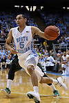 30 December 2014: North Carolina's Marcus Paige. The University of North Carolina Tar Heels played the College of William & Mary Tribe in an NCAA Division I Men's basketball game at the Dean E. Smith Center in Chapel Hill, North Carolina. UNC won the game 86-64.