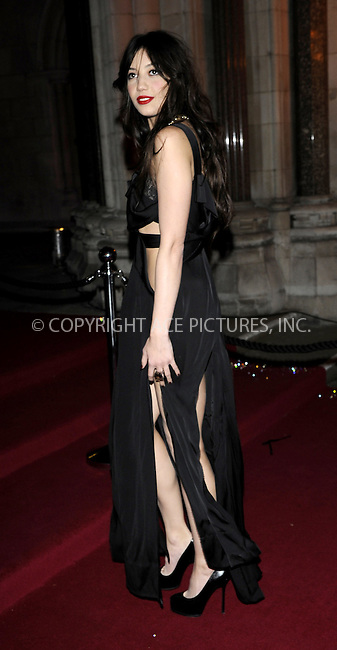 WWW.ACEPIXS.COM . . . . .  ..... . . . . US SALES ONLY . . . . .....December 9 2009, london....Daisy Lowe arriving at the British Fashion Awards at Royal Courts of Justiceon The Strand on December 9, 2009 in London, England.......Please byline: FAMOUS-ACE PICTURES... . . . .  ....Ace Pictures, Inc:  ..tel: (212) 243 8787 or (646) 769 0430..e-mail: info@acepixs.com..web: http://www.acepixs.com