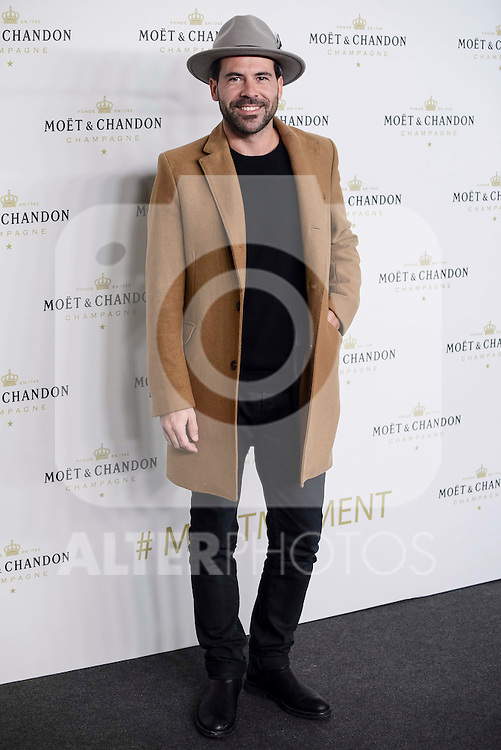 "Miguel Carrizo attends to the Moet & Chandom party ""New Year's Eve"" at Florida Retiro in Madrid, Spain. November 29, 2016. (ALTERPHOTOS/BorjaB.Hojas)"