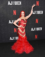 "10 January 2020 - Beverly Hills, California - Laganja Estranja. Netflix's ""AJ And The Queen"" Season 1 Premiere at The Egyptian Theatre in Hollywood. Photo Credit: Billy Bennight/AdMedia"