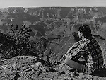 First photo trip to the Grand Canyon in the 1980s. <br />