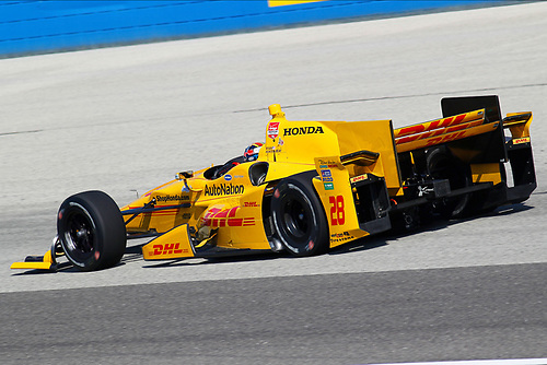 11-12 July, 2015, West Allis, Wisconsin USA<br /> Ryan Hunter-Reay<br /> ©2015, Ernie Masche<br /> LAT Photo USA