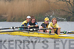 PRESSURE: Ladies from Muckross Rowing Club under pressure during the Regatta in Killorglin on Saturday.   Copyright Kerry's Eye 2008