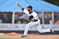 08.03.2018 - MiLB Columbia vs Asheville