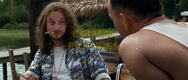 Forrest Gump (1994) <br /> Gary Sinise, Tom Hanks<br /> *Filmstill - Editorial Use Only*<br /> CAP/KFS<br /> Image supplied by Capital Pictures