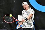 11.06.2019, Tennisclub Weissenhof e. V., Stuttgart, GER, Mercedes Cup 2019, ATP 250, Denis SHAPOVALOV (CAN) [8] vs Jan-Lennard STRUFF (GER) <br /> <br /> im Bild Denis SHAPOVALOV (CAN)<br /> <br /> Foto © nordphoto/Mauelshagen