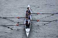 Crew: 273   King Edward VI School Boat Club   Op Sch/Jun 4+<br /> <br /> Schools' Head of the River 2018<br /> <br /> To purchase this photo, or to see pricing information for Prints and Downloads, click the blue 'Add to Cart' button at the top-right of the page.