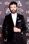 Rodrigo Sorogoyen attends to the 2017 Goya Awards Candidates Cocktail at Ritz Hotel in Madrid, Spain. January 12, 2017. (ALTERPHOTOS/BorjaB.Hojas)