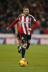 Kieron Freeman of Sheffield Utd during the English League One match at Bramall Lane Stadium, Sheffield. Picture date: December 26th, 2016. Pic Simon Bellis/Sportimage