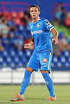 Getafe CF's Nemanja Maksimovic during friendly match. August 10,2019. (ALTERPHOTOS/Acero)