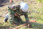 Checking For Land Mine