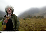 Writer John Moriarty pictured at the Gap of Dunloe, Killarney 2006.<br /> Picture by Don MacMonagle