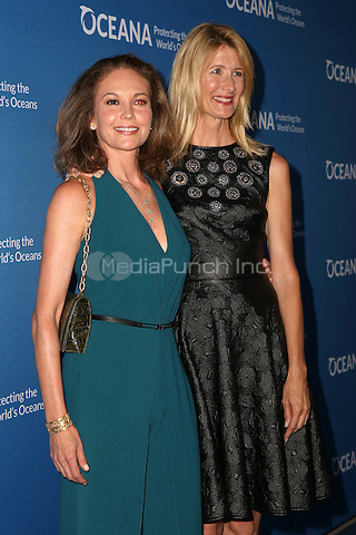 BEVERLY HILLS, CA - SEPTEMBER 28: Diane Lane, Laura Dern at the Concert for Our Oceans hosted by Seth MacFarlane benefitting Oceana at the Wallis Annenberg Center for the Performing Arts on September 28, 2015. Credit: David Edwards/MediaPunch