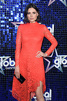 Lilah Parsons<br /> arriving for the Global Awards 2018 at the Apollo Hammersmith, London<br /> <br /> ©Ash Knotek  D3384  01/03/2018
