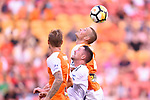 31st March 2018 - A-League RD25: Brisbane Roar v Central Coast Mariners