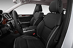 2013 Mercedes GL-Class GL450 Luxury SUV Front Seat Stock Photo