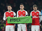 301116 Arsenal v Southampton EFL Cup