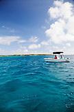 EXUMA, Bahamas. Sailing and boating around Fowl Cay.