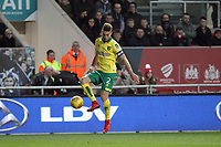 Ivo Pinto of Norwich City during Bristol City vs Norwich City, Sky Bet EFL Championship Football at Ashton Gate on 13th January 2018