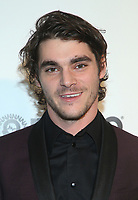09 February 2020 - West Hollywood, California - RJ Mitte. 28th Annual Elton John Academy Awards Viewing Party held at West Hollywood Park. Photo Credit: FS/AdMedia