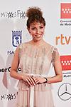 Arlette Torres attends to XXV Forque Awards at Palacio Municipal de Congresos in Madrid, Spain. January 11, 2020. (ALTERPHOTOS/A. Perez Meca)