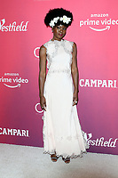 LOS ANGELES - FEB 19:  Danai Gurira at the 2019 Costume Designers Guild Awards at the Beverly Hilton Hotel on February 19, 2019 in Beverly Hills, CA
