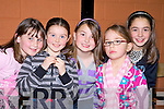 Pictured at the celebrations at Lixnaw community centre on Friday night were Denise Lynch, Ro?isi?n Stack, Katie Fitzgerald Rachel Tylor and Julianne O'Keeffe.   Copyright Kerry's Eye 2008