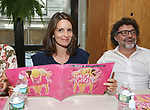 Tina Fey and Jeff Richmond attend the 'Mean Girls' Original Broadway Cast Linyl Release at the Herald Square Urban Outfitters' on August 28, 2018 in New York City.