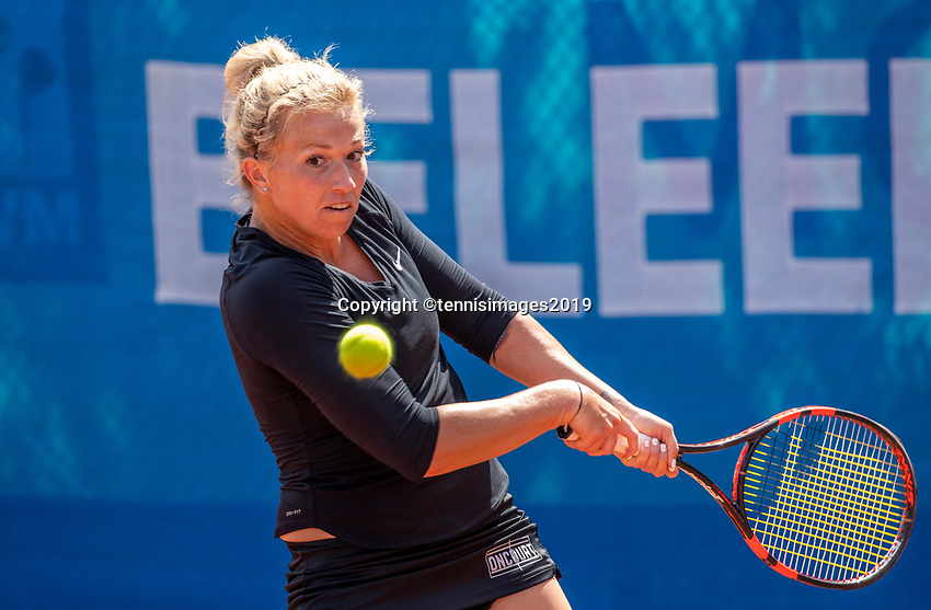 Zandvoort, Netherlands, 9 June, 2019, Tennis, Play-Offs Competition, Michaëlla Krajicek (NED)<br /> Photo: Henk Koster/tennisimages.com