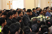 Kate's nurse Jacintha Saldanha's funerals