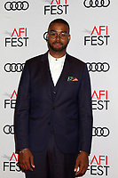 """LOS ANGELES - NOV 9:  Kris Bowers at the AFI FEST 2018 - """"Green Book"""" at the TCL Chinese Theater IMAX on November 9, 2018 in Los Angeles, CA"""
