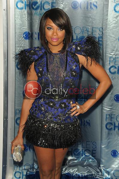 Tiffany Hines<br /> at the 2011 People's Choice Awards - Arrivals, Nokia Theatre, Los Angeles, CA. 01-05-11<br /> David Edwards/DailyCeleb.com 818-249-4998