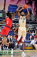 FIU Men's Basketball v. FAU (1/3/16)