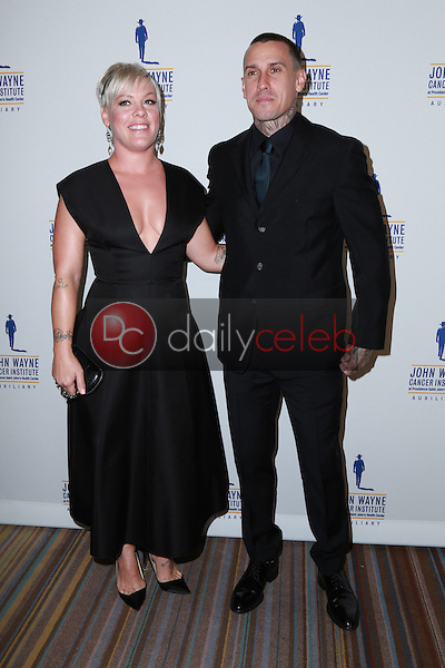 Pink, Carey Hart<br />