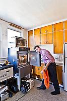 Andrew Kalman - Pumpkin pictures: Executive portrait photography of Andrew Kalman of Pumpkin Inc. by San Francisco corporate photographer Eric Millette