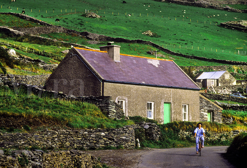 Rustic cottege, County Kerry, Ireland
