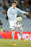 Celta de Vigo's Pablo Hernandez during La Liga match. February 27,2016. (ALTERPHOTOS/Acero)