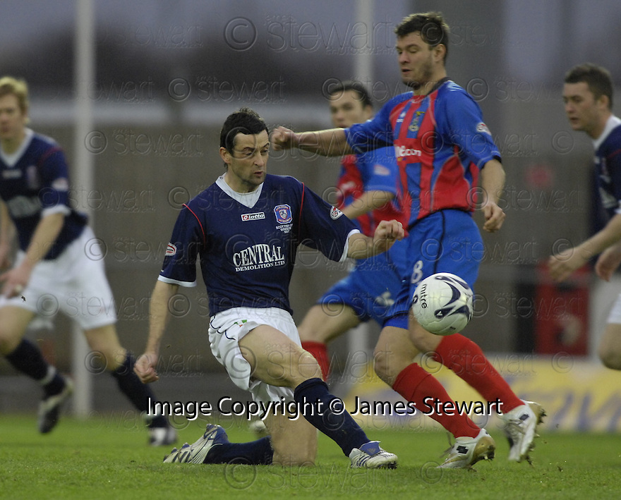 26/12/2007      Copyright Pic: James Stewart.File Name : sct_jspa03_falkirk_v_ict.JACK ROSS CLEARS FROM MARIUS NICULAE.James Stewart Photo Agency 19 Carronlea Drive, Falkirk. FK2 8DN      Vat Reg No. 607 6932 25.Office     : +44 (0)1324 570906     .Mobile   : +44 (0)7721 416997.Fax         : +44 (0)1324 570906.E-mail  :  jim@jspa.co.uk.If you require further information then contact Jim Stewart on any of the numbers above.........