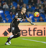 Levante UD's   Ruben   during La Liga match. November 27, 2015. (ALTERPHOTOS/Javier Comos)