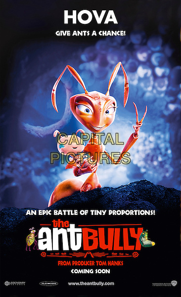 POSTER ART.in The Ant Bully.Filmstill - Editorial Use Only.CAP/AWFF.www.capitalpictures.com.sales@capitalpictures.com.Supplied By Capital Pictures.