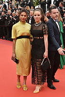 Taneshia Abt, Sonja Gerhardt<br /> The Dead Don't Die' premiere and opening ceremony, 72nd Cannes Film Festival, France - 14 May 2019<br /> CAP/PL<br /> &copy;Phil Loftus/Capital Pictures