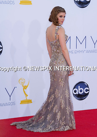 "KATE MARA - 64TH PRIME TIME EMMY AWARDS.Nokia Theatre Live, Los Angelees_23/09/2012.Mandatory Credit Photo: ©Dias/NEWSPIX INTERNATIONAL..**ALL FEES PAYABLE TO: ""NEWSPIX INTERNATIONAL""**..IMMEDIATE CONFIRMATION OF USAGE REQUIRED:.Newspix International, 31 Chinnery Hill, Bishop's Stortford, ENGLAND CM23 3PS.Tel:+441279 324672  ; Fax: +441279656877.Mobile:  07775681153.e-mail: info@newspixinternational.co.uk"