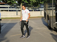 Makoto Hasebe (Eintracht Frankfurt) - 22.08.2019: Racing Straßburg vs. Eintracht Frankfurt, UEFA Europa League, Qualifikation, Commerzbank Arena<br /> DISCLAIMER: DFL regulations prohibit any use of photographs as image sequences and/or quasi-video.