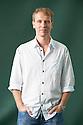Jason Wallace Children's author and writer who won the 2010 Costa Children's Book Award at The Edinburgh International Book Festival 2011.  Credit Geraint Lewis